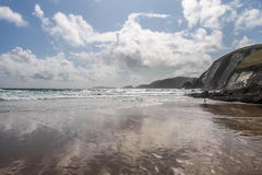 Slea Head beach Royalty Free Stock Photo