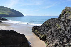 Slea Head in Dingle, County Kerry, Ireland Royalty Free Stock Images