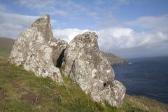 Slea Head, Dingle Peninsula Royalty Free Stock Photos