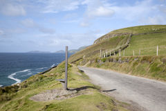 Slea Head in Dingle Peninsula Royalty Free Stock Images