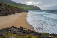 Slea Head Dingle peninsula,Kerry,Ireland Royalty Free Stock Photos