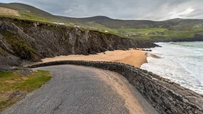 Slea Head,Dingle peninsula,Kerry,Ireland, nature Royalty Free Stock Photo