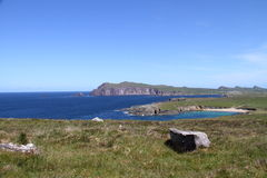 Slea Head Drive view Dingle Peninsula County Kerry Ireland Royalty Free Stock Photography