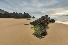 Slea Hoofddingle schiereiland, Kerry, Ierland Stock Afbeeldingen