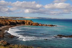 Sleaford Bay. Near Port Lincoln on the Eyre Peninsula South Australia Stock Image