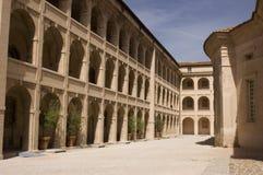 Slecht Huis in oud Marseille Royalty-vrije Stock Afbeelding