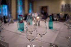 Slecht Nauheim-diner royalty-vrije stock afbeeldingen