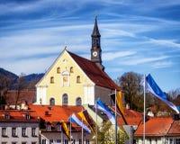 Slecht Toelz - Beieren Royalty-vrije Stock Afbeelding