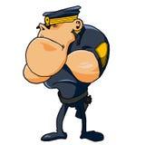 Slechte Cop Stock Foto's
