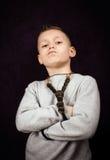 Slechte jongen Royalty-vrije Stock Afbeelding