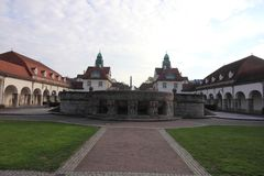 Slechte Nauheim Duitsland Royalty-vrije Stock Fotografie