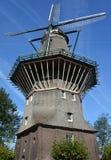 Slechts de windmolen van Amsterdam Royalty-vrije Stock Foto's