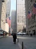Slechts voetgangers Royalty-vrije Stock Fotografie