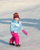 sledding Стоковая Фотография
