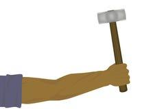 Sledge hammer Stock Images