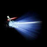 Sledgehammer impact Royalty Free Stock Image
