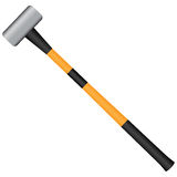 Sledgehammer Royalty Free Stock Image