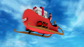 Sledges Stock Images
