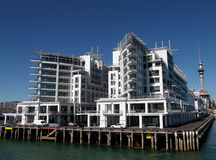 Sleek hotel, Auckland Stock Photography
