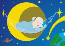 Sleep Royalty Free Stock Photos