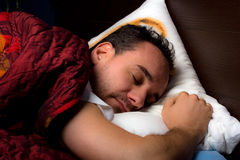 Sleep Stock Photo