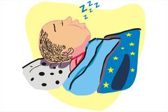 Sleep Royalty Free Stock Photography