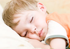 Sleep Royalty Free Stock Images