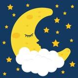 Sleep design. Stock Image