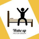Sleep design Stock Photos