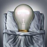 Sleep Ideas Royalty Free Stock Images