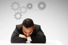 sleep mechanism Stock Image
