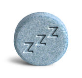 Sleep Medicine Royalty Free Stock Images