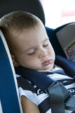 Sleep Safely Royalty Free Stock Photography