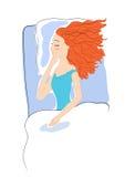 Sleep Stock Image
