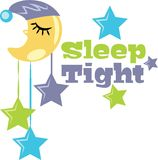Sleep Tight Stock Image