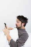 Sleep time - slumberous royalty free stock image