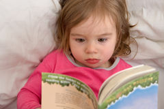 Sleep Time Stories Royalty Free Stock Images