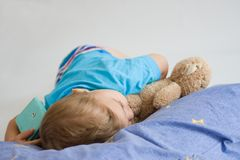 Sleeping Stock Photography