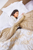 Sleeping Royalty Free Stock Photo