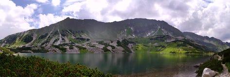Sleeping湖 库存图片