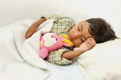 sleeping fotografía de archivo libre de regalías