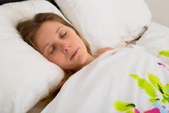 sleeping fotos de archivo