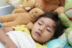 sleeping imagen de archivo libre de regalías