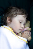 Sleeping Angel Stock Images