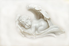 Sleeping angel Royalty Free Stock Images