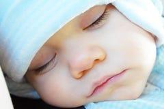 Sleeping baby Royalty Free Stock Image