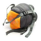 Sleeping bag stock images