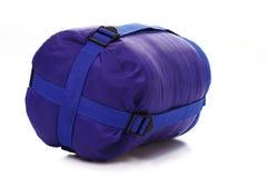 Sleeping bag in bag Stock Photos