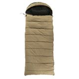 Sleeping bag isolated Royalty Free Stock Image