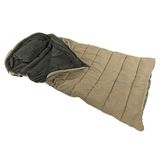 Sleeping bag isolated Royalty Free Stock Photo